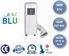 BLU09 Portable Air Conditioning Unit - 9,000BTU + Window Kit - Ex...