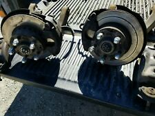 1967 68 69 CHEVY CAMARO CONV DISC BRAKES SET UP  SPINDLES  UPPER LOWER ARMS  427