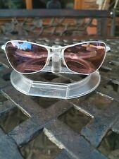 Oakley Crosshair 1.0 Polished White G30 Iridium+Original Box NEW RARE