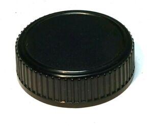 Vivitar Rear Lens Cap - for 50mm f1.8 Olympus OM manual focus lenses