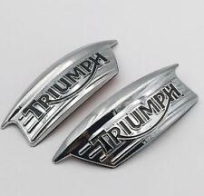 Gas Tank Badge Decal for Triumph T100 Classic Bonneville Thruxton 900 T120 TR6