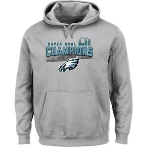 Philadelphia Eagles NFL Youth Boys' Super Bowl LII Champions Fleece Large 14/16
