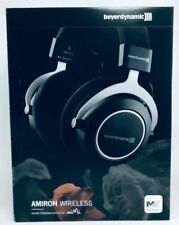 BeyerDynamic Amiron Wireless Tesla High-End Audiophile Stereo Headphones - 71839