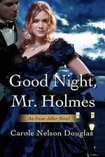 Good Night, Mr. Holmes: An Irene Adler Novel (Irene Adler Mysteries)-ExLibrary