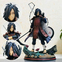 Naruto Shippuden GK Uchiha Madara PVC  Anime Action Figure Figurine Statue NoBox