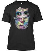 Trendsetting Cheshire Cat Premium Tee T-Shirt Premium Tee T-Shirt