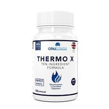 Thermo X Fat Burner Capsules Glucomannan (Konjac Fibre)Green Coffee Bean