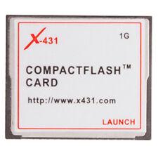 Original Launch CF Memory Card 1G For X431 GX3 Master TOOL X431 IV Diagnostic