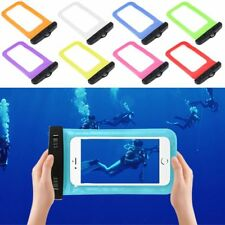 Waterproof Bag Underwater Pouch Dry Case Cover Fr iPhone Cell Phone Touchscreen-