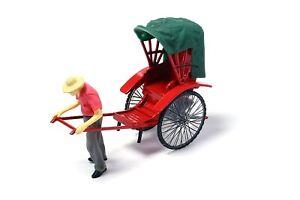 Hong Kong Rickshaw, Tiny Modèle 1:3 5