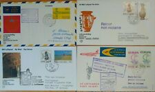 4 First Flight Covers FFC -  Cyprus Zypern
