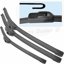 Dodge Viper Convertible Aero VU Front Flat Window Windscreen Wiper Blades