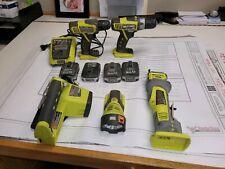 ryobi 12 tool kit