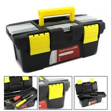 Small Portable Plastic Hardware Tool box for Home or Outdoor Finishing Debris