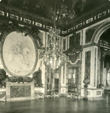 France Palace of Versailles Living of Wars Old NPG Stereo Photo 1900