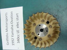 1992 92 YAMAHA OVATION 340 89E LE CS340E 93 94? magneto flywheel fan rotor nice