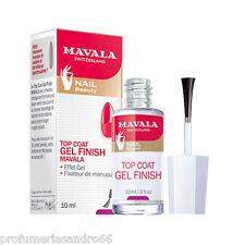 Mavala Gel Finish Top Coat effetto gel