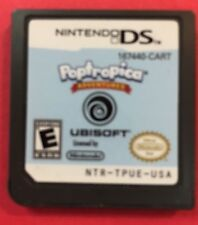 Poptropica Adventures (Nintendo DS, 2012) Game Cart Only