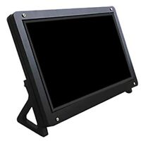 7 Inch Display Monitor LCD Case Support Holder for Raspberry Pi 3 Acrylic H E4Z6