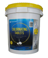 """3"""" Chlorinating Tablets for Swimming Pools (40 lbs.) (Same as Clorox)"""