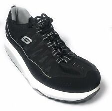 Skechers Shape Ups 2.0 Comfort Stride Model 57003 Women's Size 9.5 Black/White