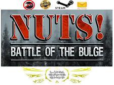 Nuts!: The Battle of the Bulge PC & Mac Digital STEAM KEY - Region free