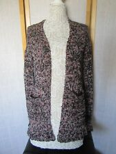 Beautiful Rubbish open front long cardigan sweater Sz XS Juniors