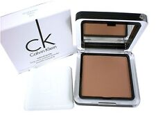 CK Calvin Klein Natural Purity Long Wear Pressed Powder  Compact 102 Honey
