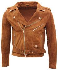 Cappotti e giacche da uomo in camoscio con colletto  9769a8a41b7