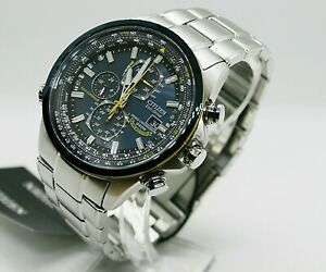 ✅ Citizen Promaster Sky AT8020-54L Blue Angels Funk Chronograph ✅