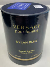 Versace Womens Perfume NEW/Sealed Dylan Blue 3.4 Fl Oz
