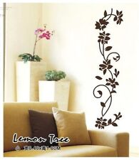 Flowers Wall Sticker Rose Flower Decal Vinyl Art Home Decoration Decor