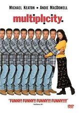 Multiplicity 0043396824492 With Michael Keaton DVD Region 1