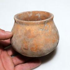 Museum Quality Ancient Roman Terracotta Pot Circa 100-400 Ad