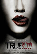 True Blood, The Complete First Season, Blu-Ray, New, Sealed
