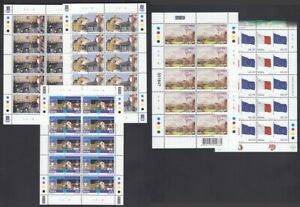 MALTA - Kleinbögen-Lot aus 1999-2014 postfrisch/** (MNH)