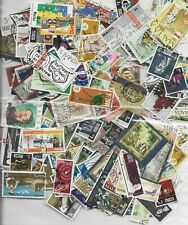MALTA - 300+  DIFFERENT USED STAMPS