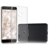Crystal Case für ZTE Nubia Z17 mini TPU Silikon Schutz Hülle Cover Bumper Handy