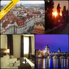4 Tage 2P Prag 4 Sterne Hotel Kurzurlaub Citytrip Wochenende Städtereise Urlaub