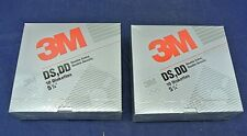 "3M, DS,DD 5-1/4"" DISKETTES, TWO BOXES OF 10 EACH"