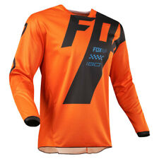 Fox Racing 180 Motocross MX Bike MTB Jersey - Mastar Orange