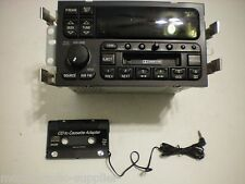 00 01 LESABRE CASSETTE PLAYER(3.5MM/AUX/iPOD/MP3)RADIO STEREO*FACTORY/OEM BUICK