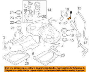 TOYOTA OEM Fuel System-Protect Shield SU00301053