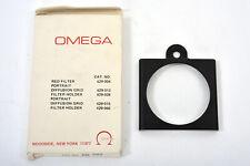 Omega Filter Holder 429-060 New Old Stock Open Box enlarger