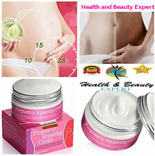 BEST STRETCH MARKS REMOVER PREGNANCY REPAIR CREAM HERBAL FORMULA UK STOCK
