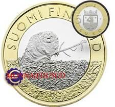 5 Euro Commémorative Finlande 2015 - Province Satakunta