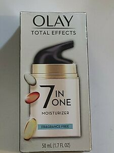 Total Effects 7 in 1 Moisturizing Fragrance-Free Vitamin Treatment 50g/1.7oz