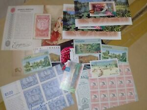 High Value New Postage Stamps $10/$20 Mix $100 Face Value