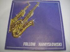 Zbigniew Namyslowski – Follow Namysłowski JAZZ Poland LP