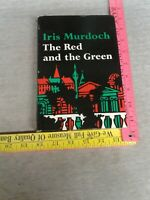 The Red and The Green by Iris Murdoch, Book Club 1965 Hardback Novel